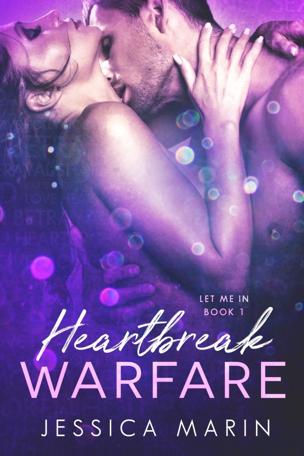 Heartbreak Warfare - Jessica Marin